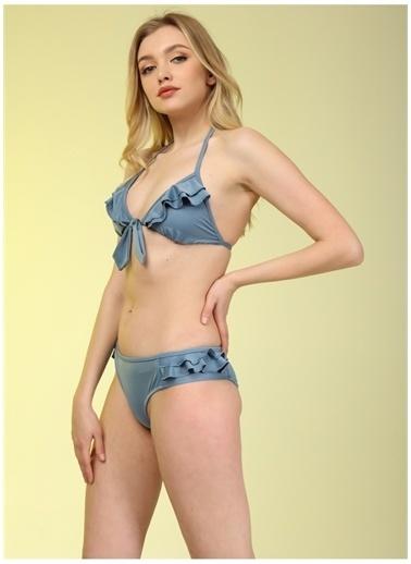 Bellisa Bellisa Bikini Takım Gri